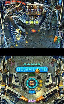 Metroid prime pinball ds 2