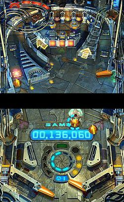 Metroid prime pinball ds 4