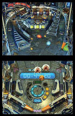 Metroid prime pinball ds 5