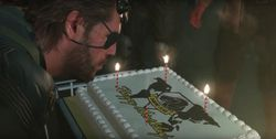 MGS 5 - anniversaire