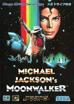 michael jackson moonwalker sega