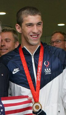 Micheal Phelps   Photo