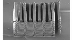 micro batterie imprimée