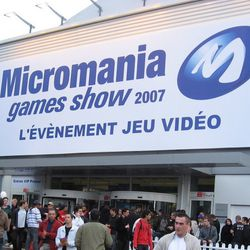 Micromania Games Show 2007   logo