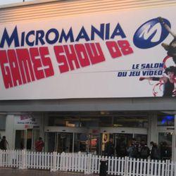Micromania Games Show 2008   logo