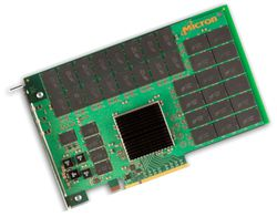 Micron Technology RealSSD P320h