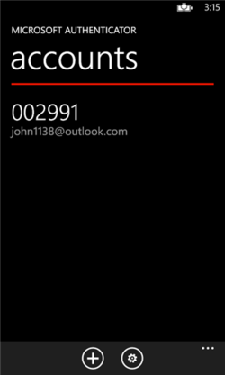 Microsoft-Authenticator