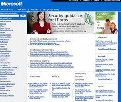 Microsoft-com-accueil-2003