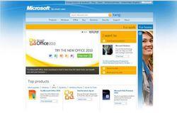 Microsoft-com-accueil-2010