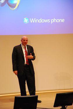Microsoft conference Ballmer 02