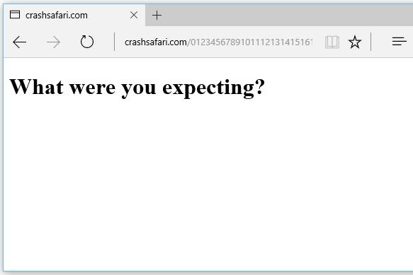 Microsoft-Edge-Crash-Safari