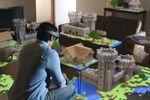 Microsoft HoloLens - Minecraft
