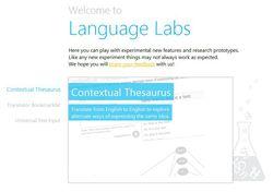 Microsoft-Language-labs