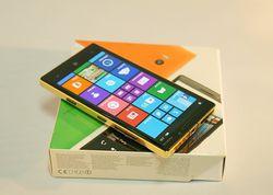 Microsoft Lumia 930 gold 1