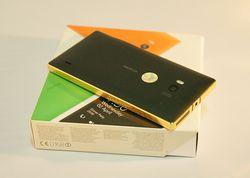 Microsoft Lumia 930 gold 2
