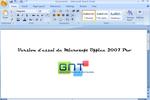 Microsoft Office 2007 Pro - Version d'essai