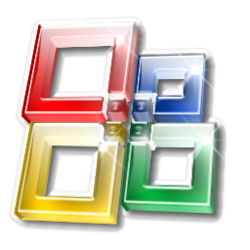 Microsoft Office 2007 Service Pack 2 logo 2