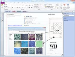 Microsoft Office famille et entreprise screen 1