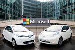Voiture connectée : Renault-Nissan choisit Microsoft