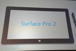 Microsoft Surface Pro 2 stylet