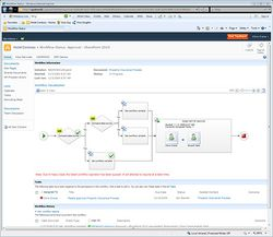 Microsoft Visio 2010 screen 2