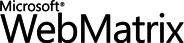 Microsoft WebMatrix logo