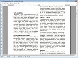Microsoft Word Viewer screen 1