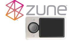 Microsoft Zune (baladeur + logo)