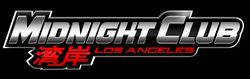 Midnight Club : Los Angeles   logo