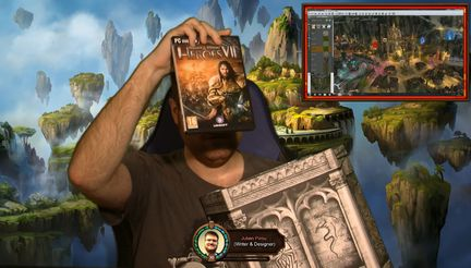 might and magix 7 collector