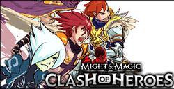 Might & Magic Clash of Heroes logo