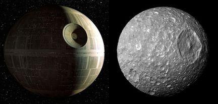 Mimas étoile mort