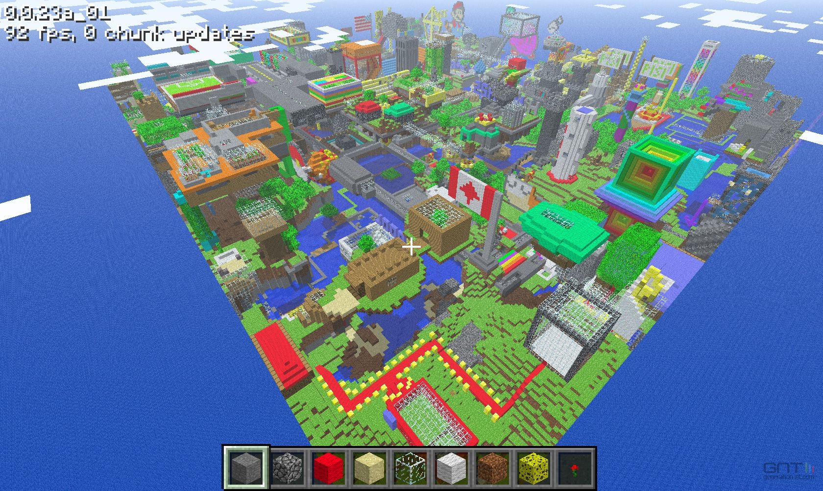 Minecraft 1 - Jeux video de minecraft ...