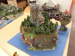 Minecraft - impression 3D - 1