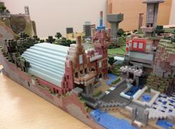 Minecraft - impression 3D - 2