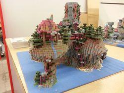 Minecraft - impression 3D - 3