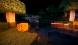 Minecraft - mod shaders - 2