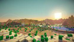 Minecraft - USA
