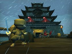 Mini Ninjas   Wii   3