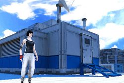 Mirror's Edge iPhone - Image 2
