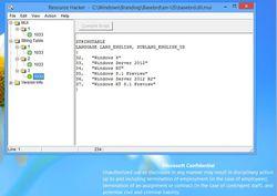 mise à jour Windows RT