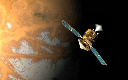 Sonde spatiale maven