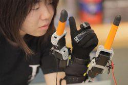 MIT gant robotique