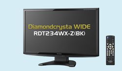 Mitsubishi DiamondCrysta Wide Series RDT234WX-Z