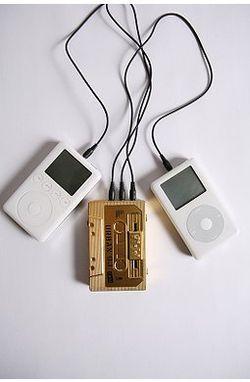 Mix Tape Portable DJ Mixer 2