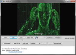 MKV Player screen1