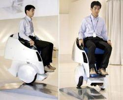 Mobilty robot