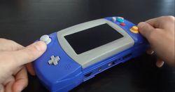 Mod GameCube portable