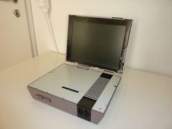 Mod NES ecran LCD - 1