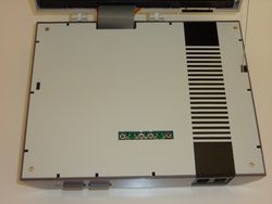 Mod NES ecran LCD - 2